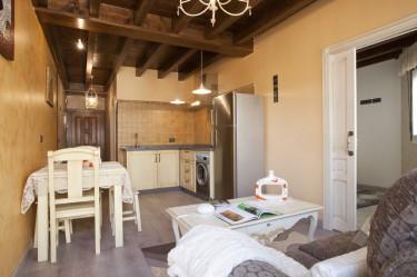 Apartamento La Maerá - salón cocina