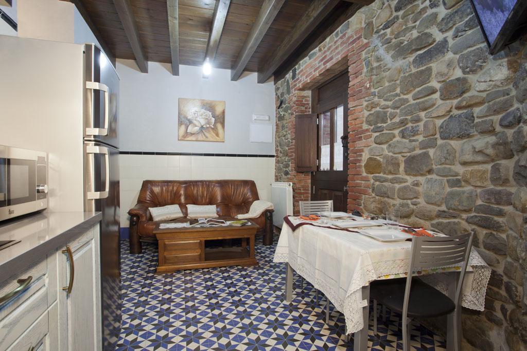 Apartamento La Muela - salón cocina 1