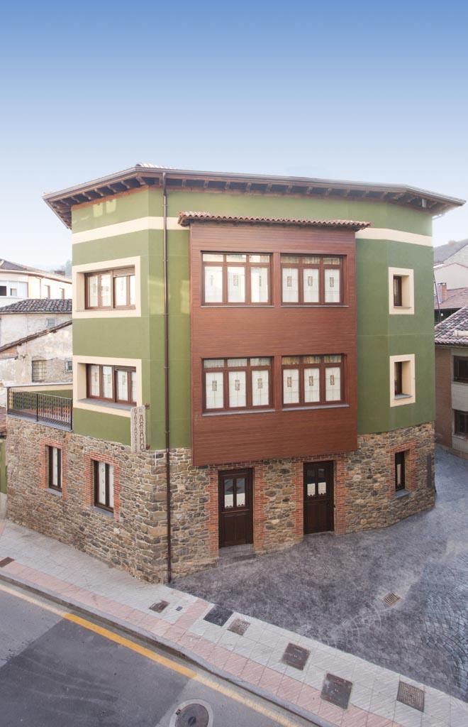Apartamentos turísticos el Aramo en Pola de Lena