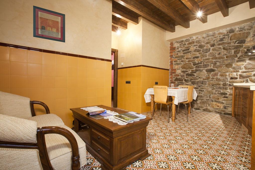 Apartamento La Maramuñíz - salón cocina 1