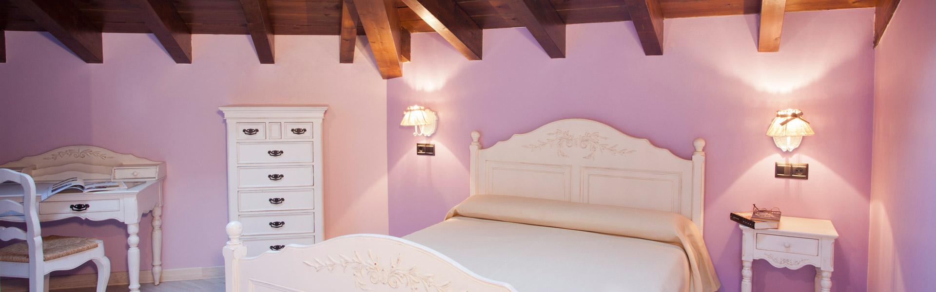Apartamento - Suite Muñón Cimero - detalle habitación