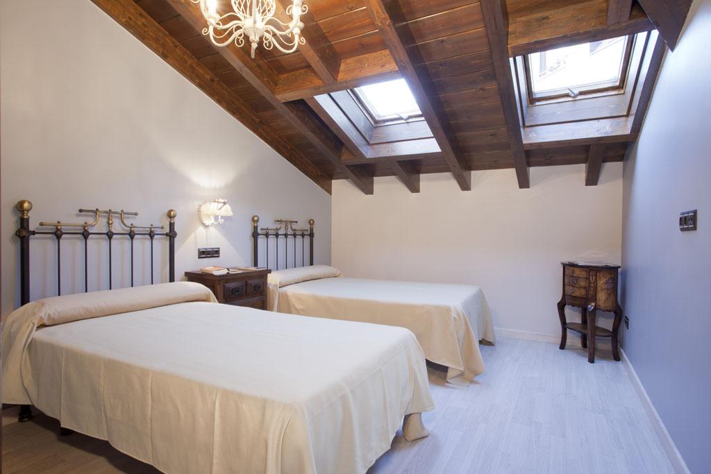 Apartamento - Suite Muñón Cimero - habitación doble 2